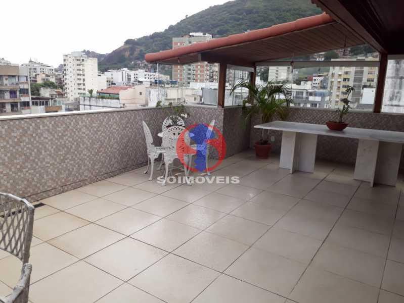 23 - Cobertura 4 quartos à venda Tijuca, Rio de Janeiro - R$ 1.200.000 - TJCO40016 - 23