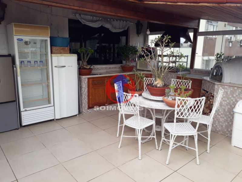 24 - Cobertura 4 quartos à venda Tijuca, Rio de Janeiro - R$ 1.200.000 - TJCO40016 - 3
