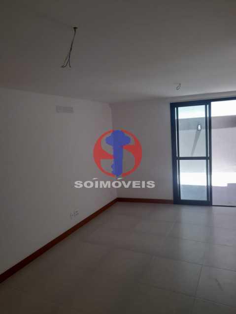 Sala - Apartamento 1 quarto à venda Maracanã, Rio de Janeiro - R$ 454.120 - TJAP10307 - 3