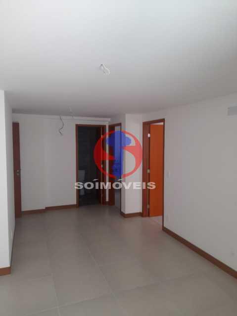 Sala - Apartamento 1 quarto à venda Maracanã, Rio de Janeiro - R$ 454.120 - TJAP10307 - 4