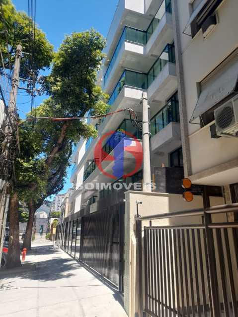 Prédio - Apartamento 1 quarto à venda Maracanã, Rio de Janeiro - R$ 454.120 - TJAP10307 - 10