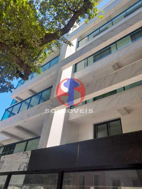 Prédio - Apartamento 1 quarto à venda Maracanã, Rio de Janeiro - R$ 454.120 - TJAP10307 - 11