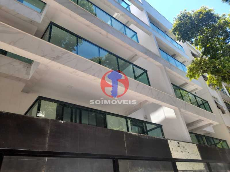 Prédio - Apartamento 1 quarto à venda Maracanã, Rio de Janeiro - R$ 454.120 - TJAP10307 - 12