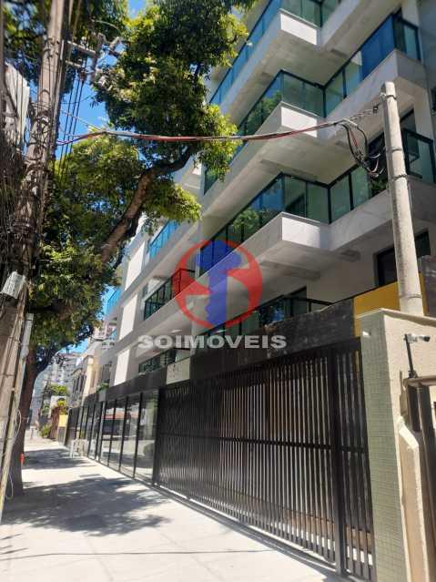 Prédio - Apartamento 1 quarto à venda Maracanã, Rio de Janeiro - R$ 454.120 - TJAP10307 - 13