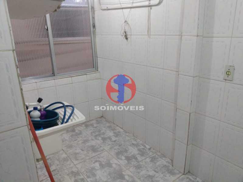 Area - Apartamento 1 quarto à venda São Cristóvão, Rio de Janeiro - R$ 160.000 - TJAP10308 - 17