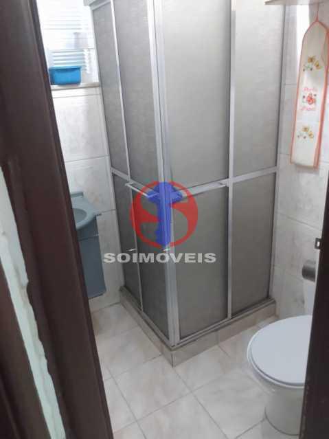 Banheiro - Apartamento 1 quarto à venda São Cristóvão, Rio de Janeiro - R$ 160.000 - TJAP10308 - 7