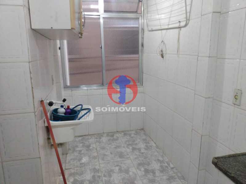 Area - Apartamento 1 quarto à venda São Cristóvão, Rio de Janeiro - R$ 160.000 - TJAP10308 - 18