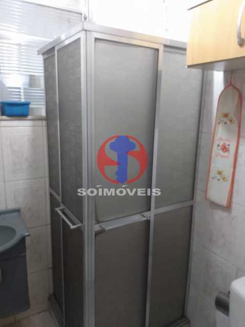 Banheiro - Apartamento 1 quarto à venda São Cristóvão, Rio de Janeiro - R$ 160.000 - TJAP10308 - 9