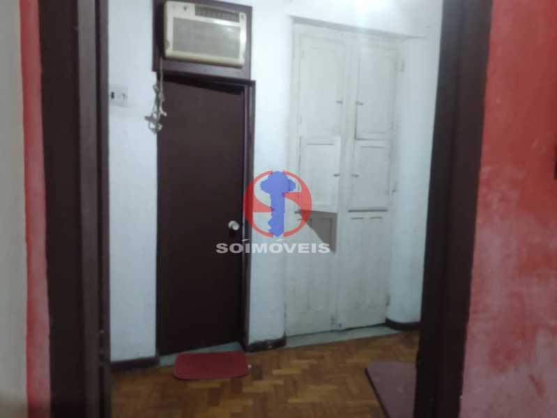Hall de Entrada - Apartamento 1 quarto à venda São Cristóvão, Rio de Janeiro - R$ 160.000 - TJAP10308 - 1