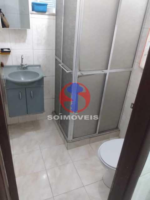 Banheiro - Apartamento 1 quarto à venda São Cristóvão, Rio de Janeiro - R$ 160.000 - TJAP10308 - 22