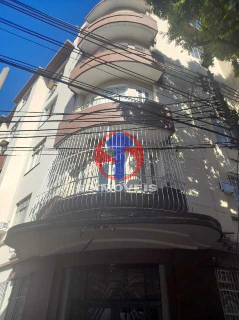FRENTE PREDIO - Kitnet/Conjugado 30m² à venda Praça da Bandeira, Rio de Janeiro - R$ 150.000 - TJKI00059 - 26