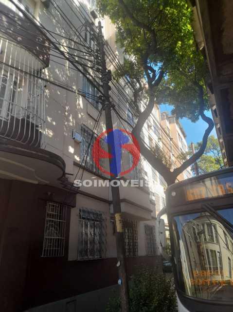 FAICHADA - Kitnet/Conjugado 30m² à venda Praça da Bandeira, Rio de Janeiro - R$ 150.000 - TJKI00059 - 27