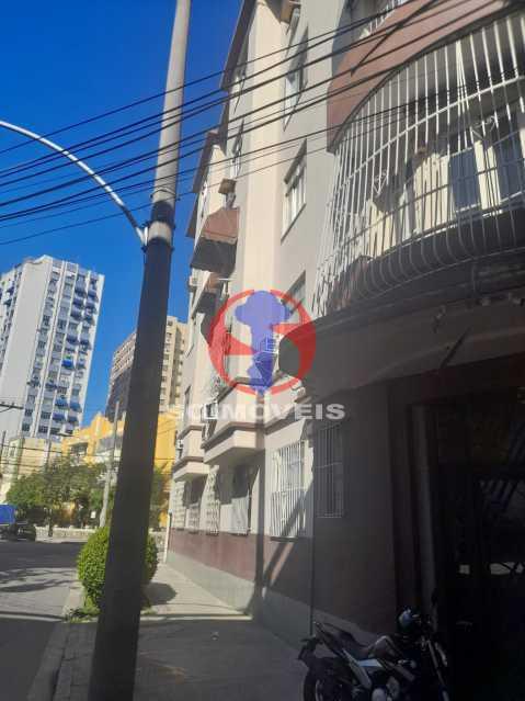 FAICHADA - Kitnet/Conjugado 30m² à venda Praça da Bandeira, Rio de Janeiro - R$ 150.000 - TJKI00059 - 28