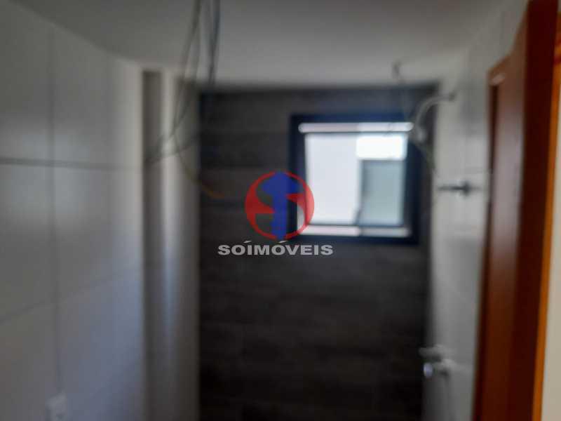 banheiro social - Apartamento 1 quarto à venda Maracanã, Rio de Janeiro - R$ 460.000 - TJAP10309 - 14