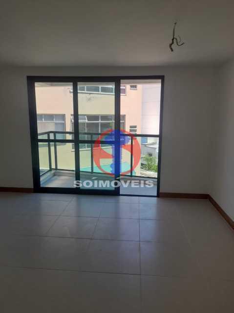 sala - Apartamento 1 quarto à venda Maracanã, Rio de Janeiro - R$ 460.000 - TJAP10309 - 6