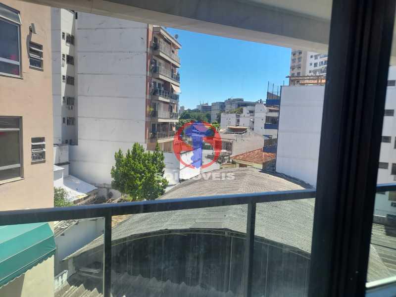 varanda - Apartamento 1 quarto à venda Maracanã, Rio de Janeiro - R$ 460.000 - TJAP10309 - 1