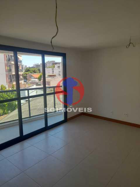 sala - Apartamento 1 quarto à venda Maracanã, Rio de Janeiro - R$ 460.000 - TJAP10309 - 7