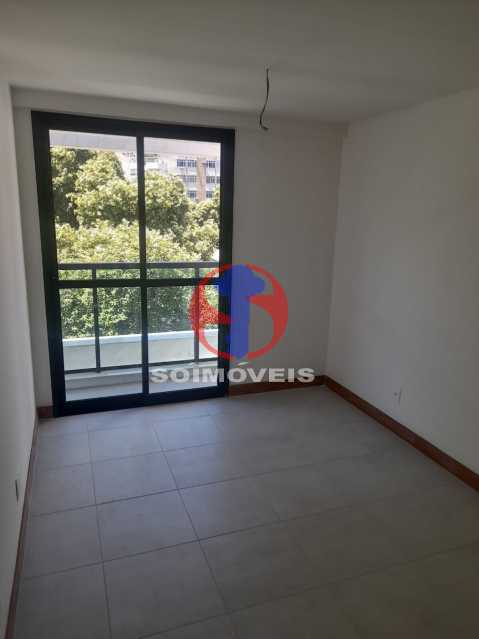 quarto - Apartamento 1 quarto à venda Maracanã, Rio de Janeiro - R$ 460.000 - TJAP10309 - 9