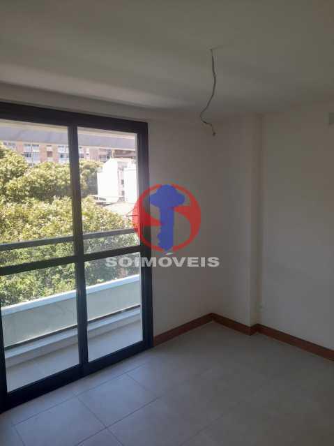 quarto - Apartamento 1 quarto à venda Maracanã, Rio de Janeiro - R$ 460.000 - TJAP10309 - 10