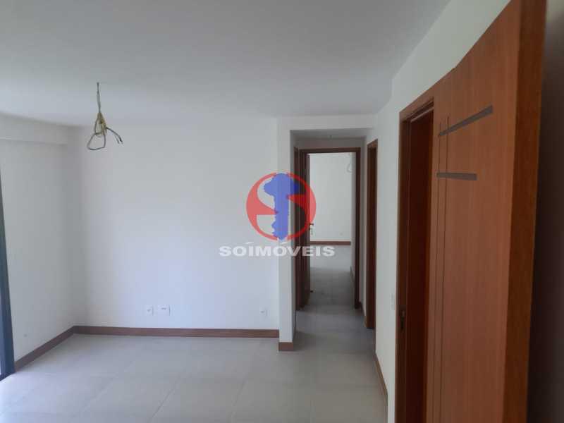 entrada do apartamento - Apartamento 1 quarto à venda Maracanã, Rio de Janeiro - R$ 460.000 - TJAP10309 - 13