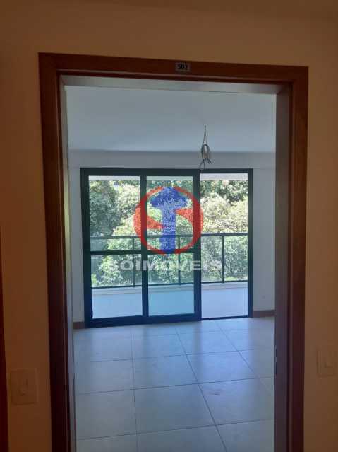 sala - Apartamento 1 quarto à venda Maracanã, Rio de Janeiro - R$ 460.000 - TJAP10309 - 18
