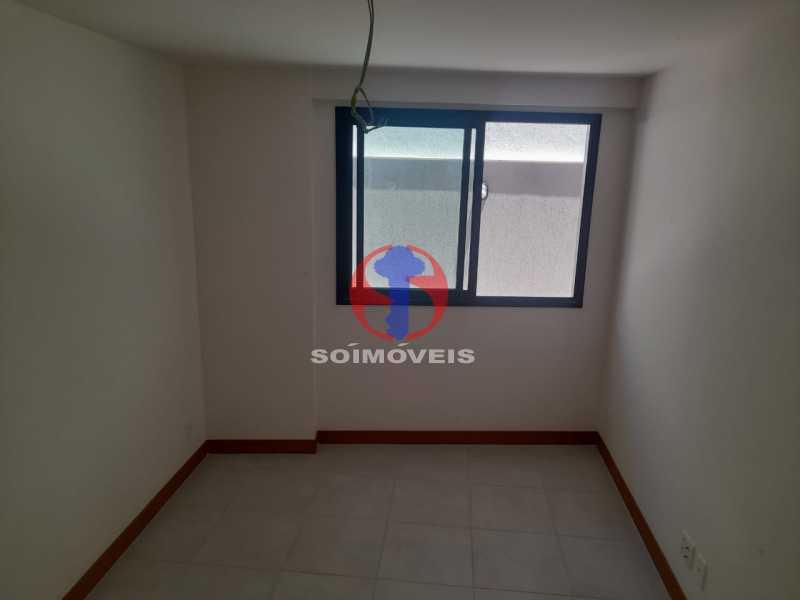 quarto primeiro andar - Apartamento 1 quarto à venda Maracanã, Rio de Janeiro - R$ 460.000 - TJAP10309 - 19