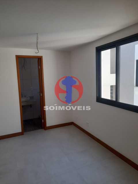 QUARTO - Apartamento 2 quartos à venda Maracanã, Rio de Janeiro - R$ 850.000 - TJAP21387 - 11