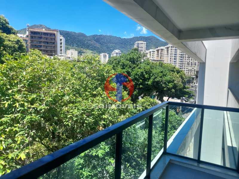VARANDA - Apartamento 2 quartos à venda Maracanã, Rio de Janeiro - R$ 850.000 - TJAP21387 - 6