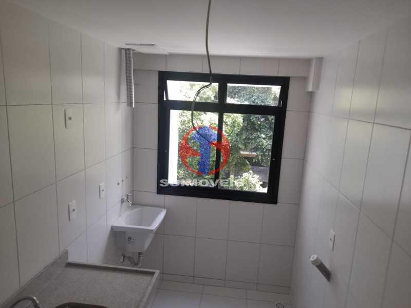 COZINHA E AREA - Apartamento 2 quartos à venda Maracanã, Rio de Janeiro - R$ 850.000 - TJAP21387 - 16