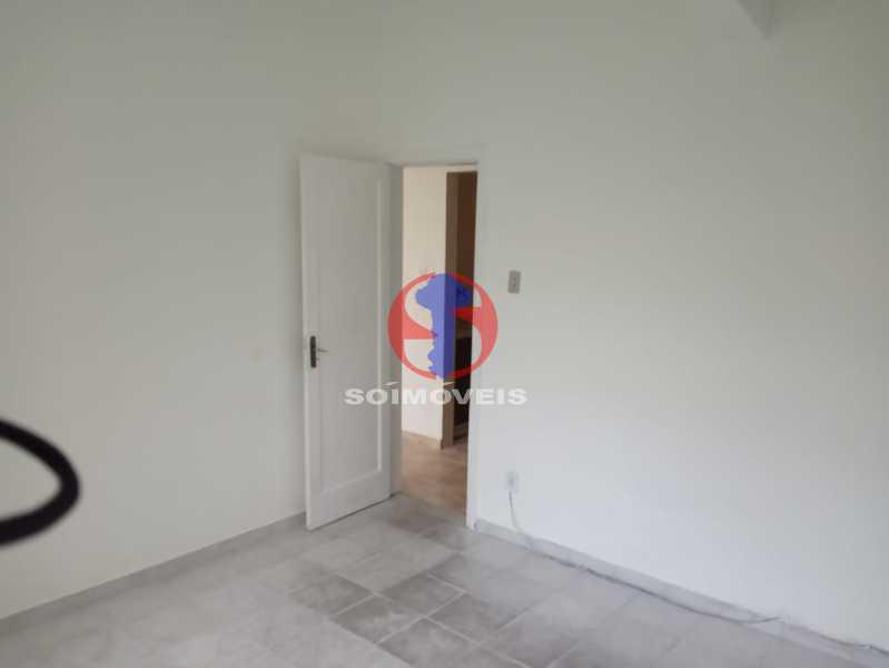 Quarto - Apartamento 2 quartos à venda Rio Comprido, Rio de Janeiro - R$ 300.000 - TJAP21390 - 9