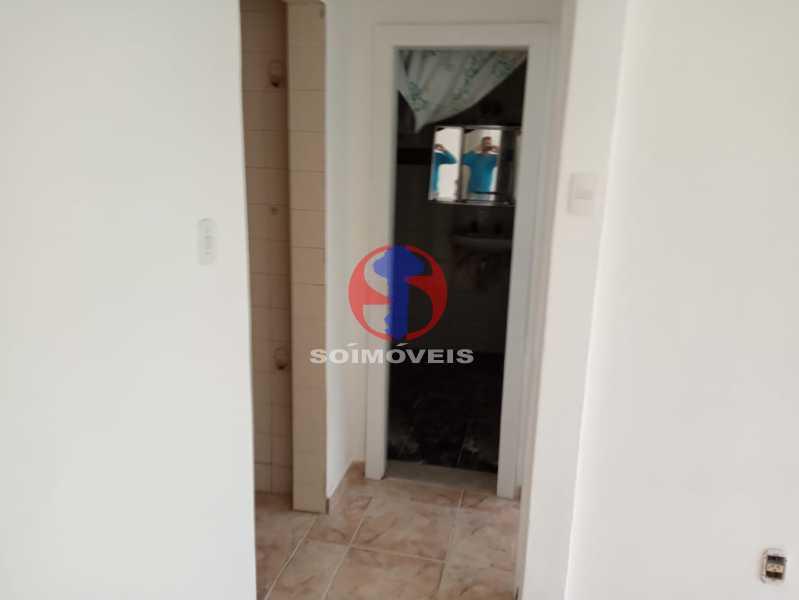 Circulação - Apartamento 2 quartos à venda Rio Comprido, Rio de Janeiro - R$ 295.000 - TJAP21390 - 20