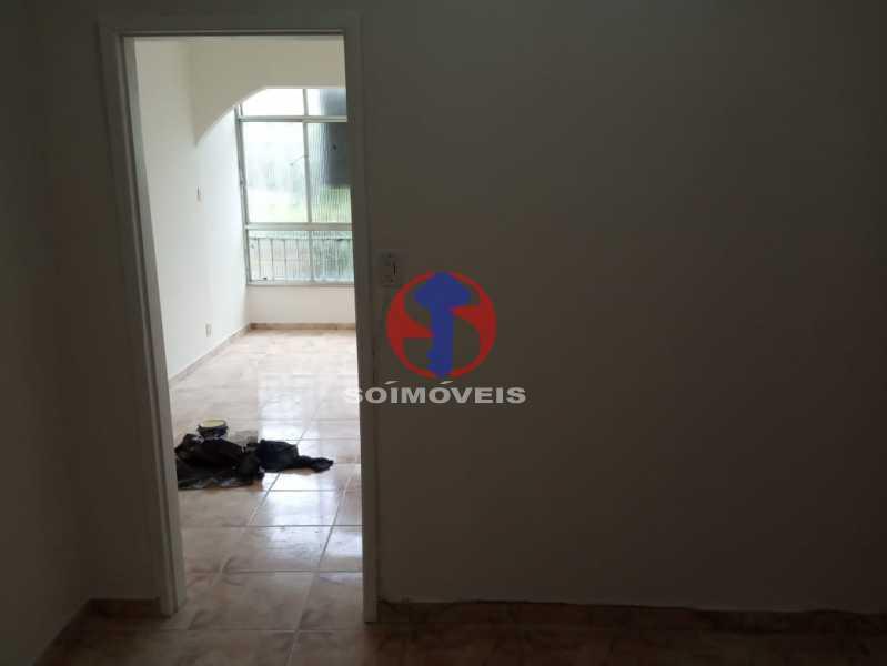 Circulação - Apartamento 2 quartos à venda Rio Comprido, Rio de Janeiro - R$ 300.000 - TJAP21390 - 10