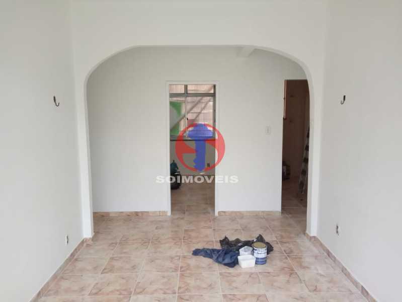 Sala - Apartamento 2 quartos à venda Rio Comprido, Rio de Janeiro - R$ 300.000 - TJAP21390 - 1