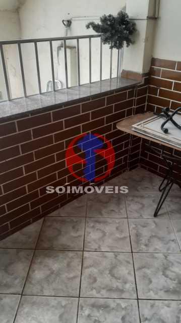 WhatsApp Image 2021-02-26 at 1 - Casa 4 quartos à venda Vila Isabel, Rio de Janeiro - R$ 430.000 - TJCA40049 - 1
