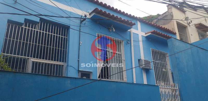 WhatsApp Image 2021-02-26 at 1 - Casa de Vila 2 quartos à venda Andaraí, Rio de Janeiro - R$ 440.000 - TJCV20099 - 1