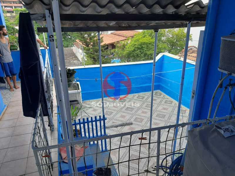 WhatsApp Image 2021-02-26 at 1 - Casa de Vila 2 quartos à venda Andaraí, Rio de Janeiro - R$ 440.000 - TJCV20099 - 20