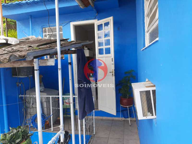 WhatsApp Image 2021-02-26 at 1 - Casa de Vila 2 quartos à venda Andaraí, Rio de Janeiro - R$ 440.000 - TJCV20099 - 22