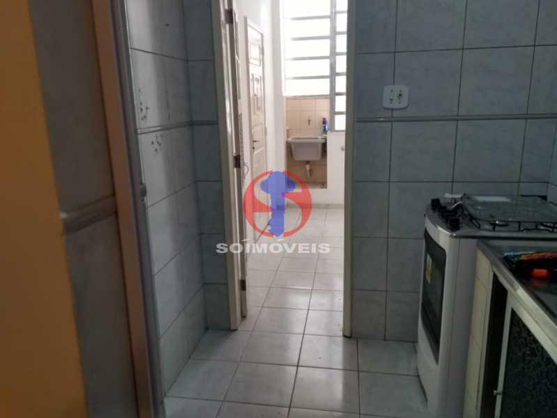 COZINHA - Apartamento 1 quarto à venda Tijuca, Rio de Janeiro - R$ 330.000 - TJAP10311 - 12
