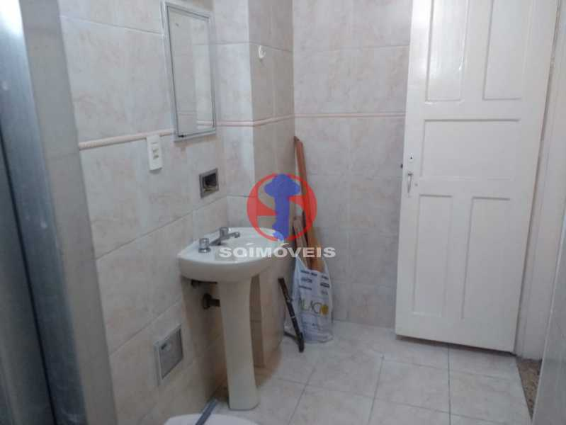 BANHEIRO - Apartamento 1 quarto à venda Tijuca, Rio de Janeiro - R$ 330.000 - TJAP10311 - 10