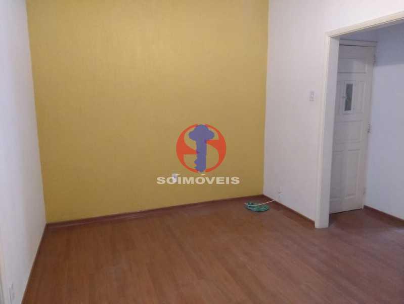 SALA - Apartamento 1 quarto à venda Tijuca, Rio de Janeiro - R$ 330.000 - TJAP10311 - 4