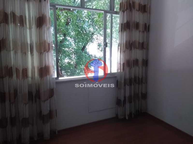 JANELA SALA - Apartamento 1 quarto à venda Tijuca, Rio de Janeiro - R$ 330.000 - TJAP10311 - 6