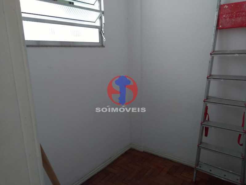 DEPENDECIA - Apartamento 1 quarto à venda Tijuca, Rio de Janeiro - R$ 330.000 - TJAP10311 - 14
