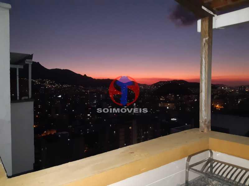 3 - Cobertura 3 quartos à venda Tijuca, Rio de Janeiro - R$ 830.000 - TJCO30050 - 3