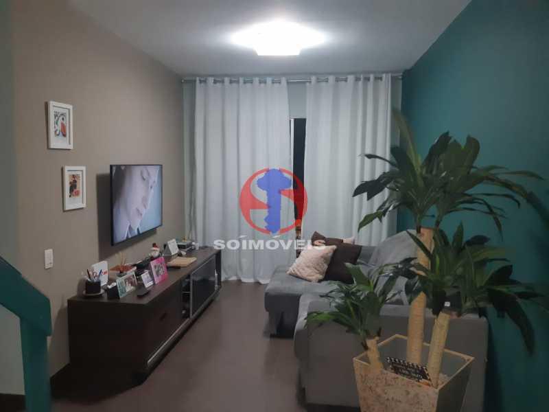 4 - Cobertura 3 quartos à venda Tijuca, Rio de Janeiro - R$ 830.000 - TJCO30050 - 1