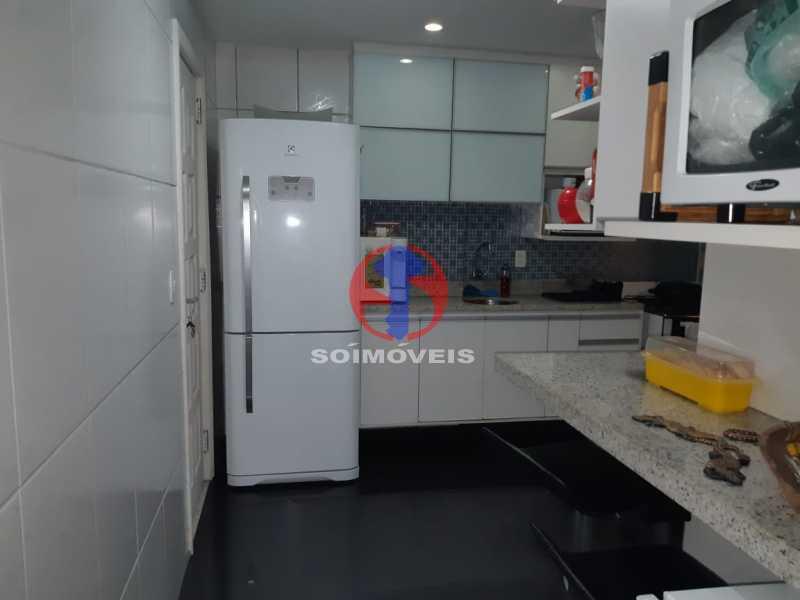 5 - Cobertura 3 quartos à venda Tijuca, Rio de Janeiro - R$ 830.000 - TJCO30050 - 9
