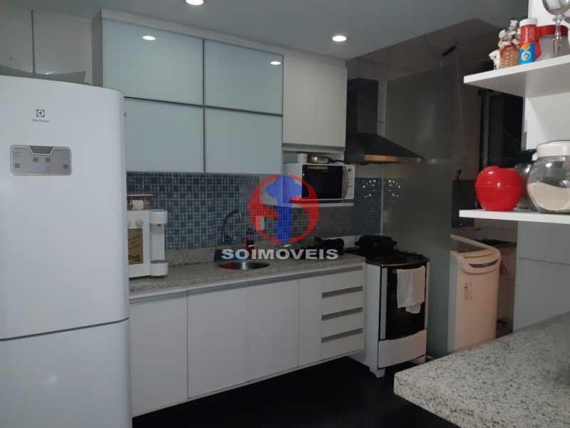 6 - Cobertura 3 quartos à venda Tijuca, Rio de Janeiro - R$ 830.000 - TJCO30050 - 8