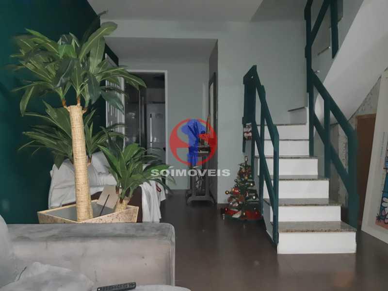 8 - Cobertura 3 quartos à venda Tijuca, Rio de Janeiro - R$ 830.000 - TJCO30050 - 10