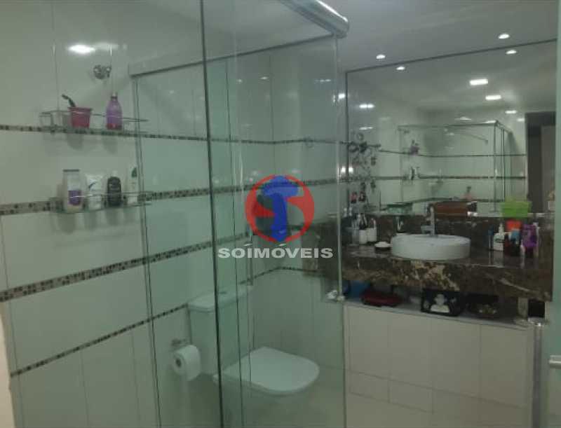 10 - Cobertura 3 quartos à venda Tijuca, Rio de Janeiro - R$ 830.000 - TJCO30050 - 7