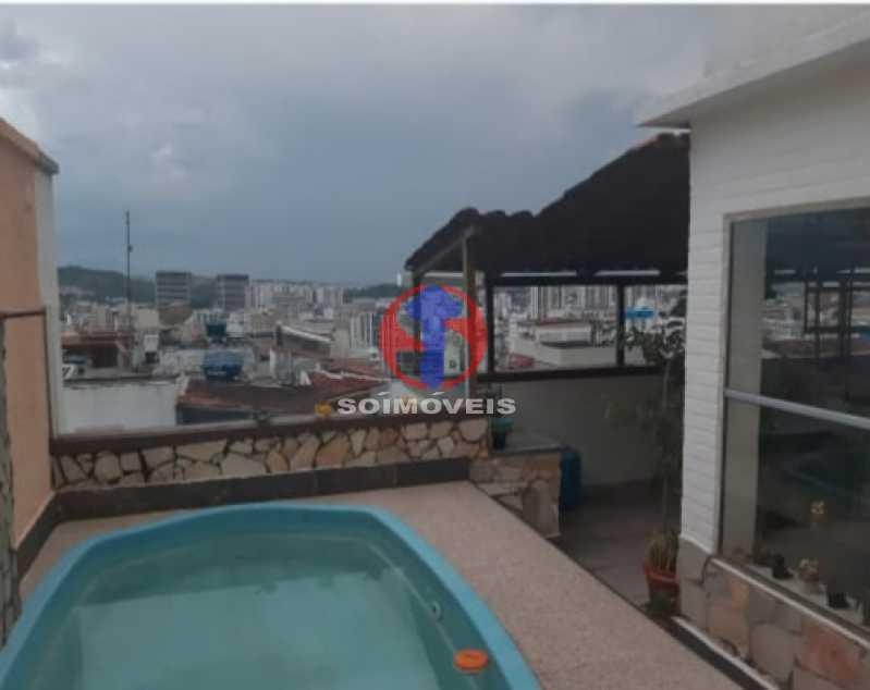 14 - Cobertura 3 quartos à venda Tijuca, Rio de Janeiro - R$ 830.000 - TJCO30050 - 4