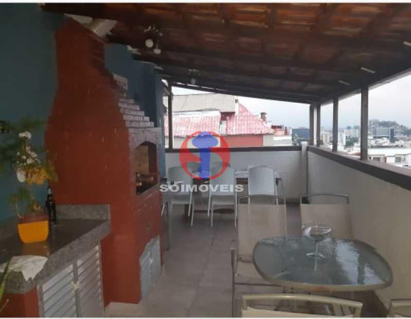 15 - Cobertura 3 quartos à venda Tijuca, Rio de Janeiro - R$ 830.000 - TJCO30050 - 5